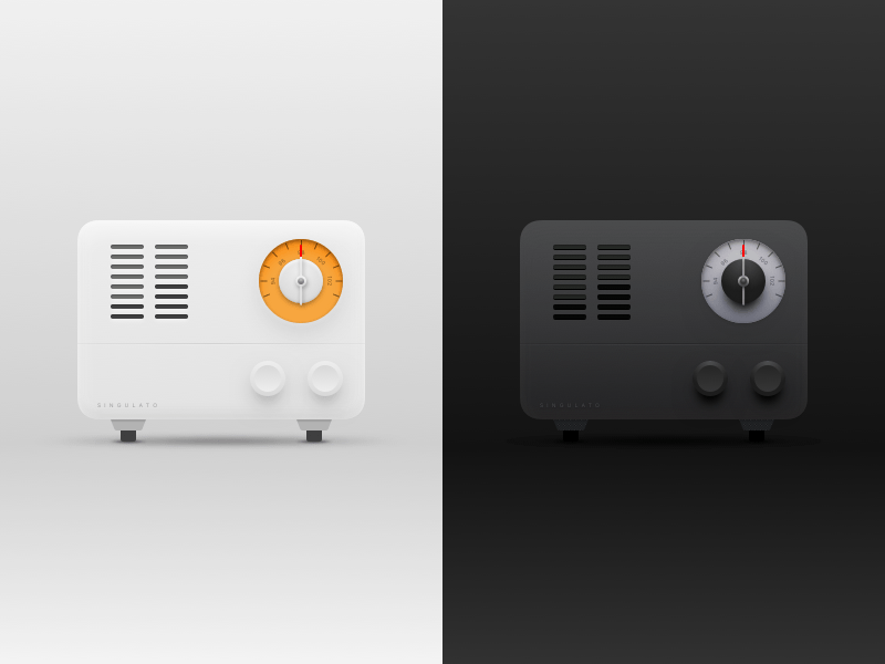 Radio Widget Icon