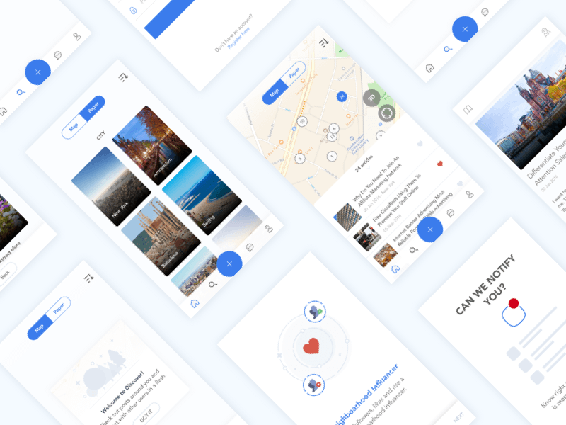 Real Estate App UI Kit