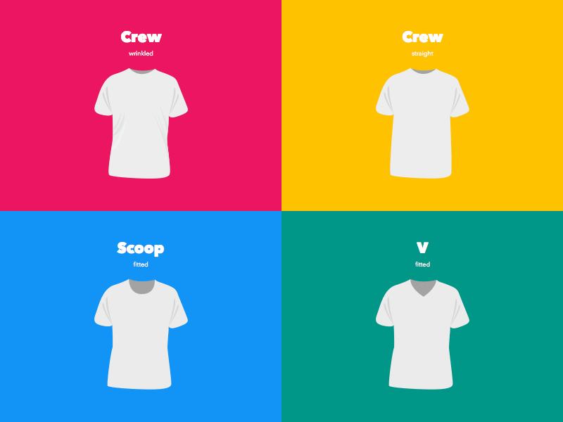 Shirt Design Template Ai