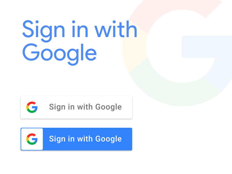 how to change google sign in account
