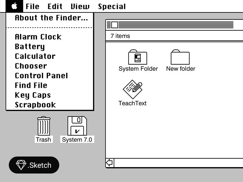 Mac Os 6 Ui