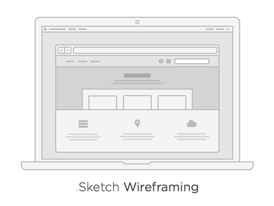 Layout Wireframe