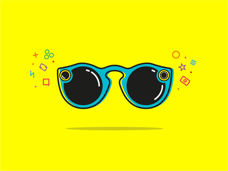 cf57b37e4d Snap Inc Spectacles Sketch freebie - Download free resource for ...