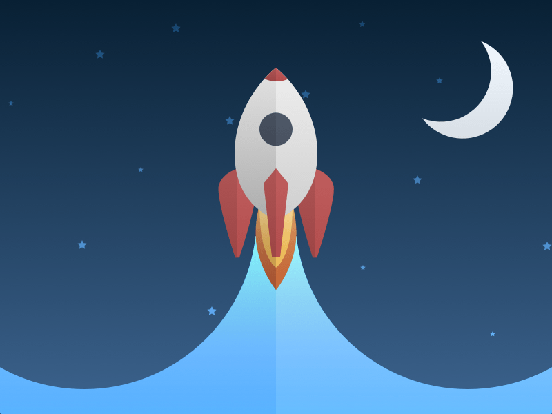 Space ship sketch freebie download free resource for for Material design space