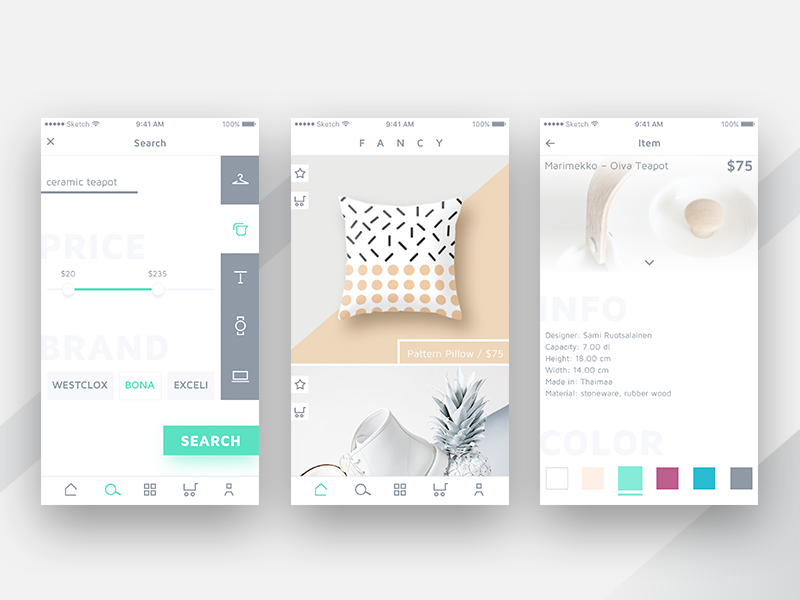 Stitch UI Kit
