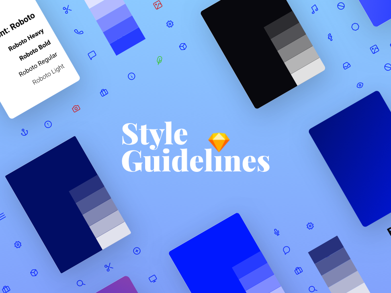 Sample Style Guide