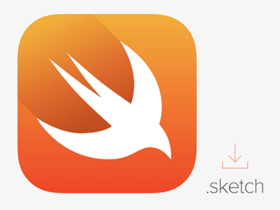 Apple Swift Icon