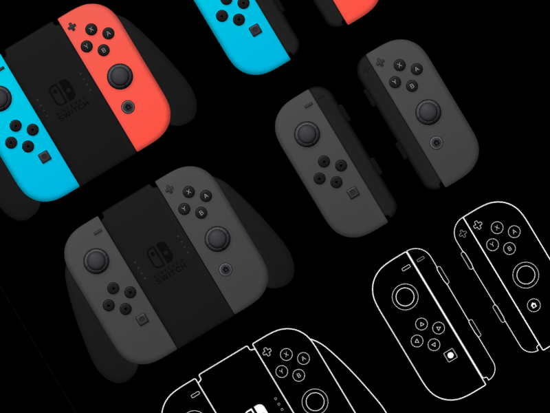Switch Joy Controller