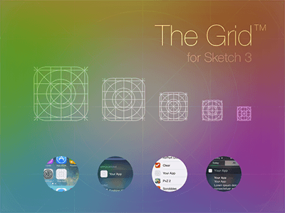 The Grid ios 7