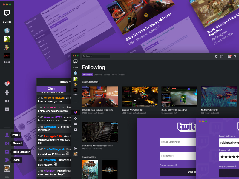 Twitch Desktop App