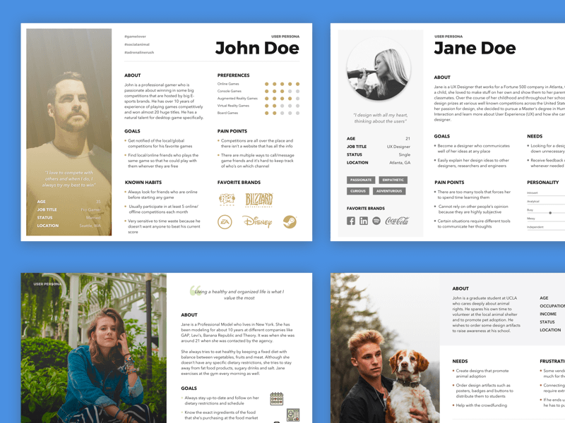 user personal templates sketch freebie download free resource for