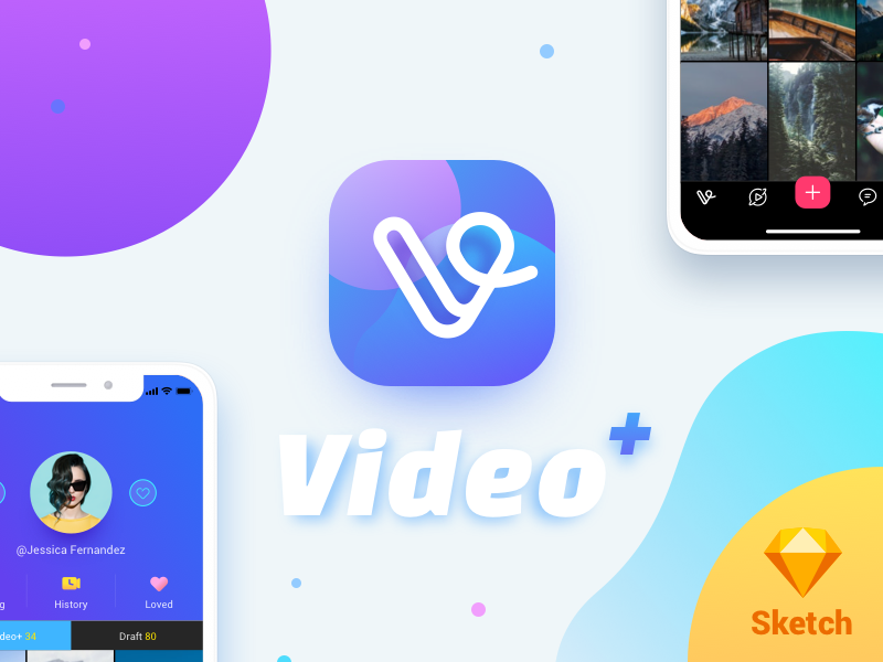 Video Plus UI
