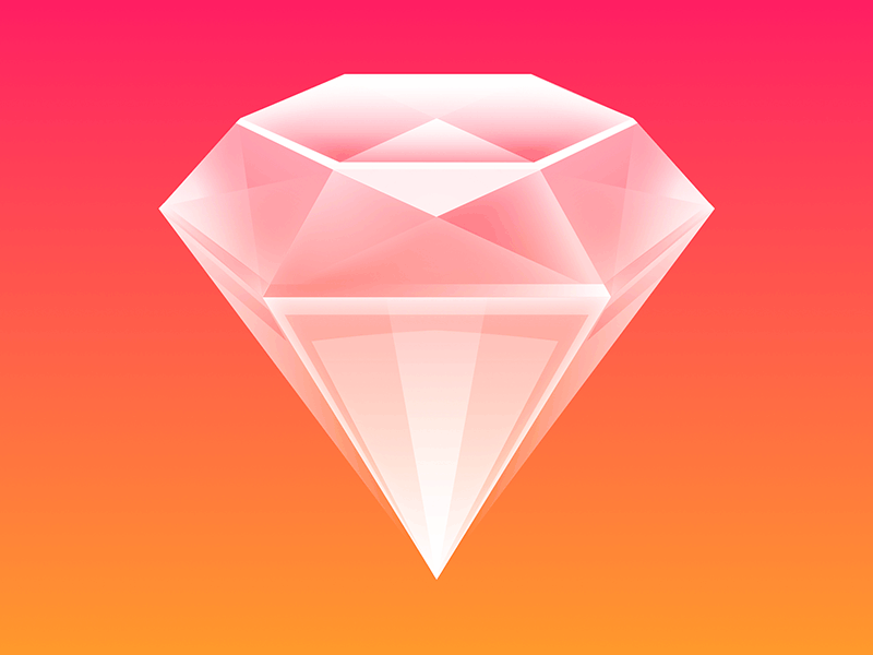 Diamond Sketch