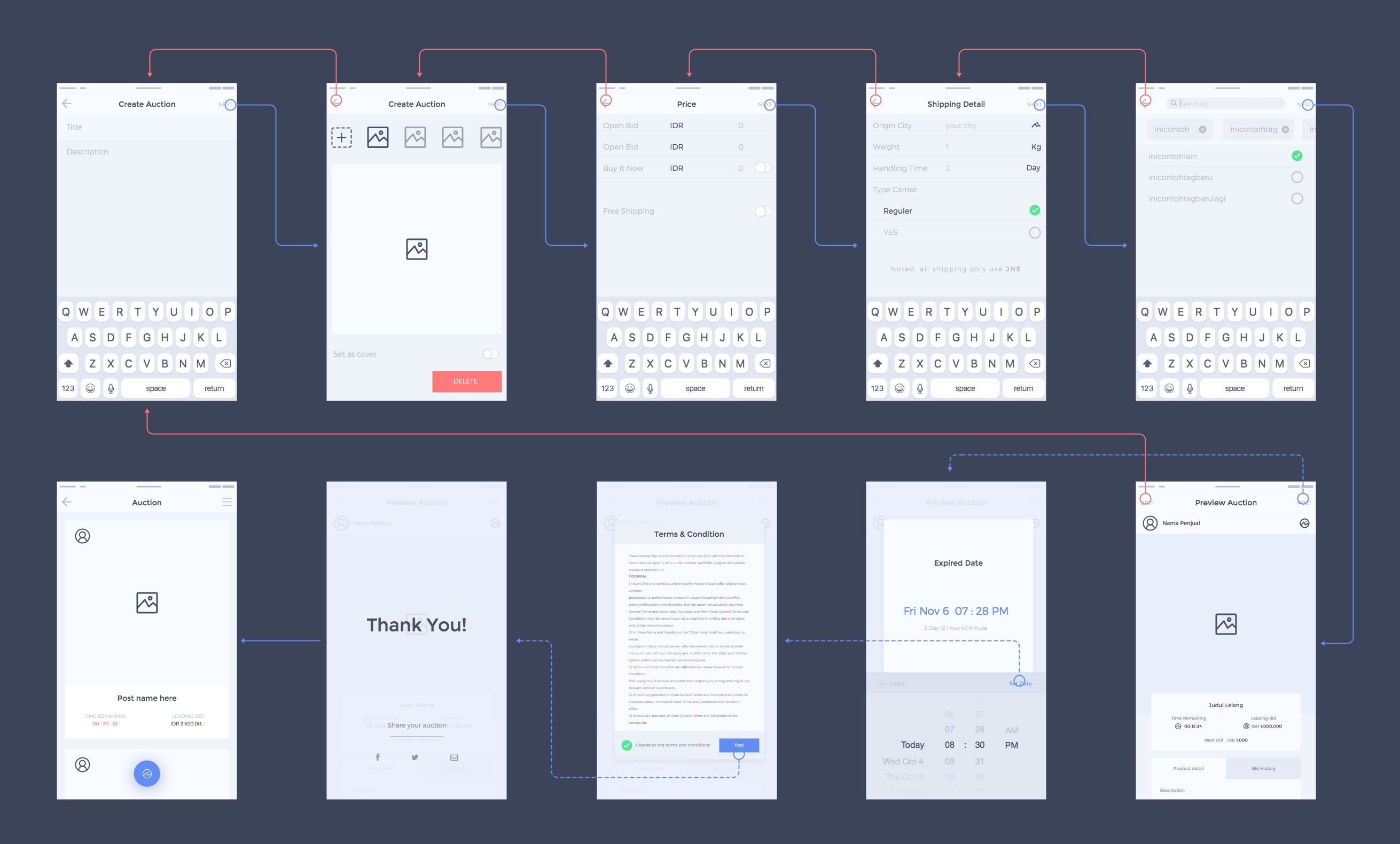 Flowchart Kit Sketch Resource For Sketch Image Zoom Attachment