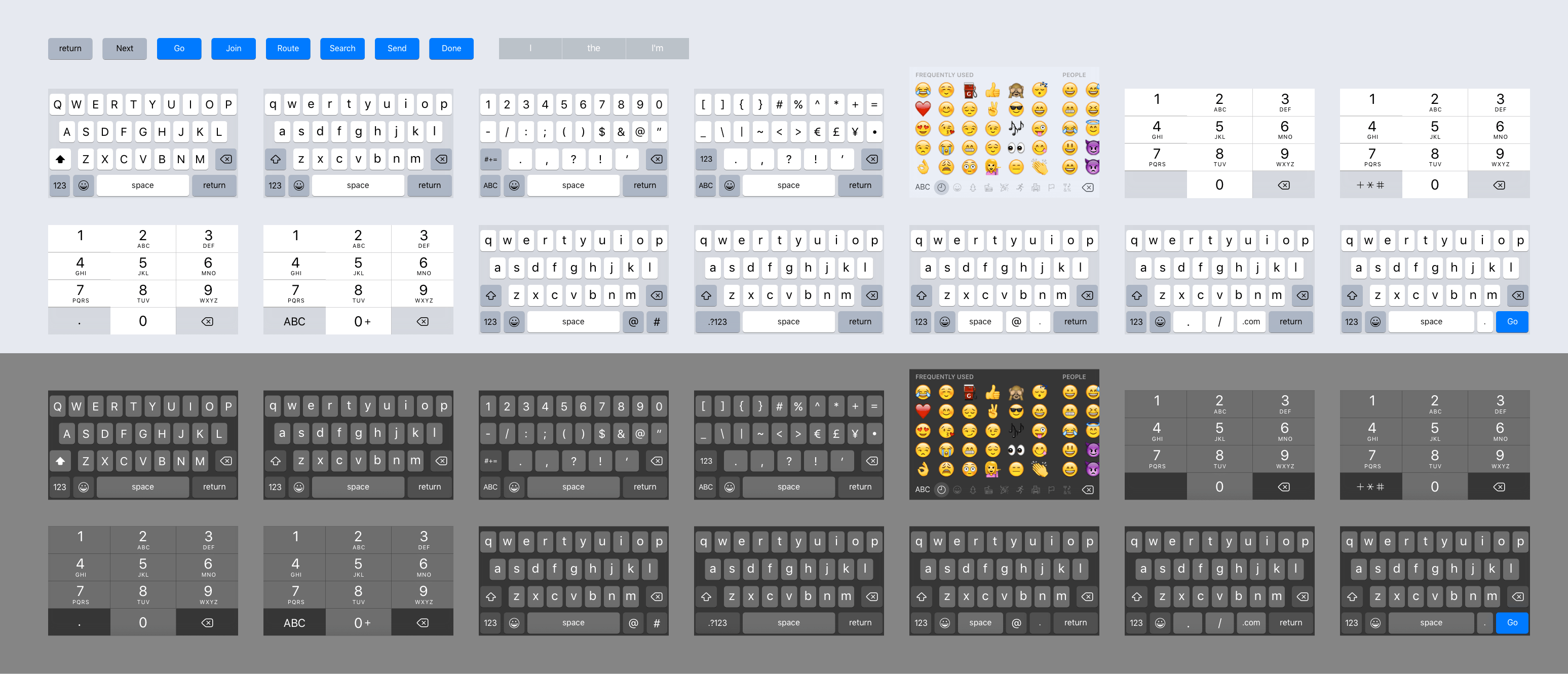 Stock iOS Keyboard Vs. Third-Party Keyboards