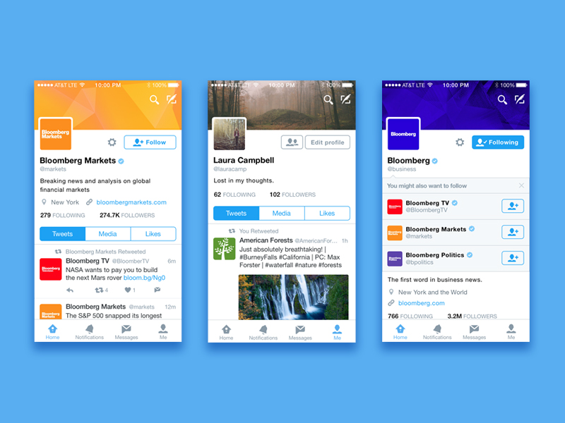 Ios Twitter Mockup Sketch Resource For Sketch Image Zoom Attachment Sketch App Sources