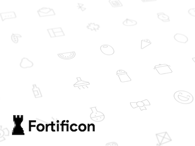 100 Zen Master Icons by Fortificon