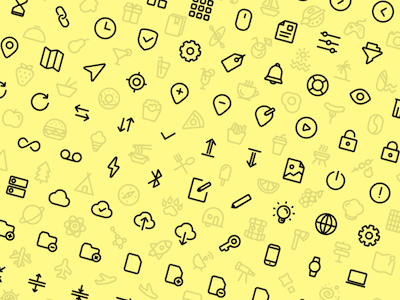 250 Essential Icons