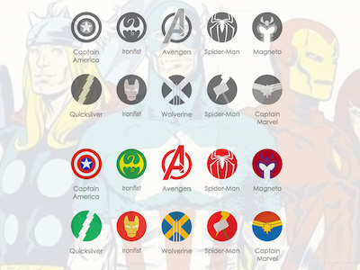 Marvel Icons