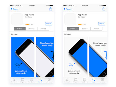 App Store Preview Templates