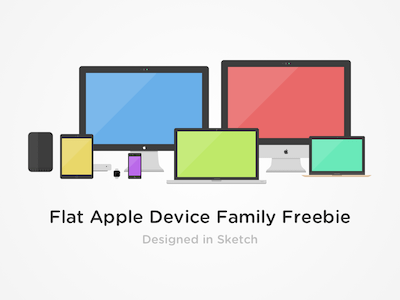 Flat Apple Device Family