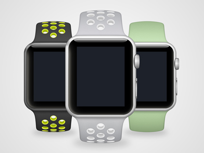 Apple Watch Series 2 Templates