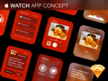 Apple Watch App Concept