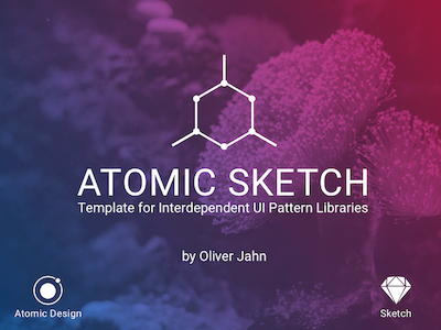 Atomic UI Pattern Library