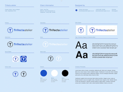 Branding Guideline Template