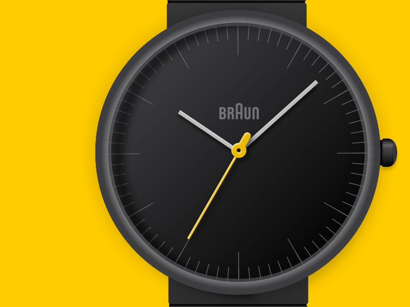 Braun BN0171 Watch