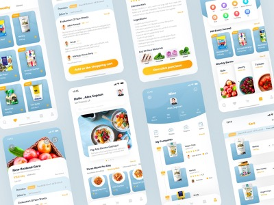 Circle of Dining App Concept