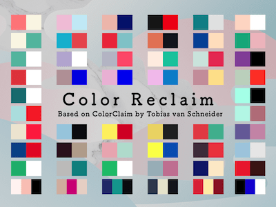 Color Reclaim