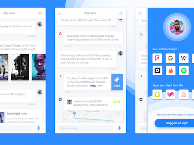 Conversational UI Kit