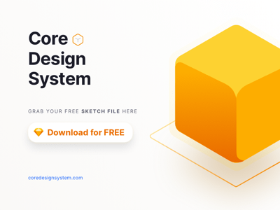 Core Design System Sample