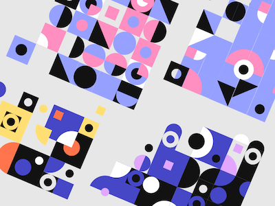 Creative Abstract Patterns