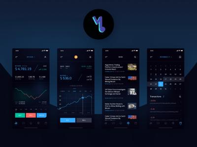 Crypto iOS App