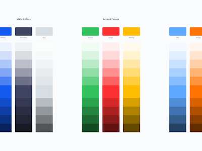 Custom Color Palette