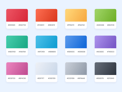 Desktop Gradients