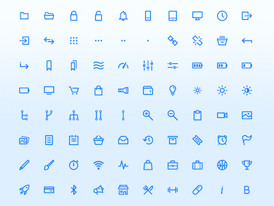 Dripicons V2 - 200 Icons