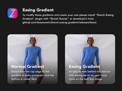 Easing Gradients