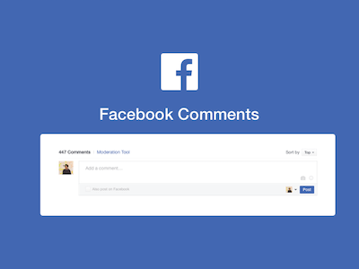 Facebook Comments Template