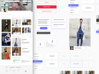 Fashion Dashboard