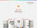 Palea Mobile UI Kit
