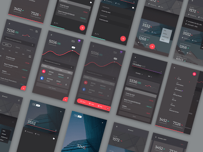 Sample Financial App