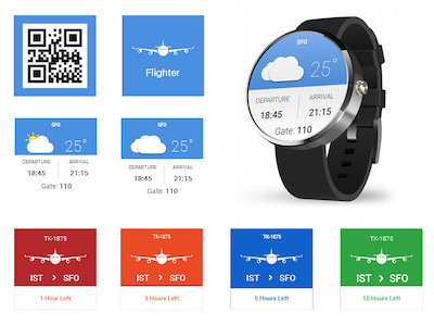 Flighter - Android Wear App