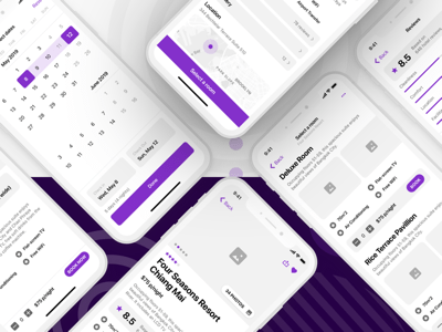 Fragments iOS Wireframe Kit