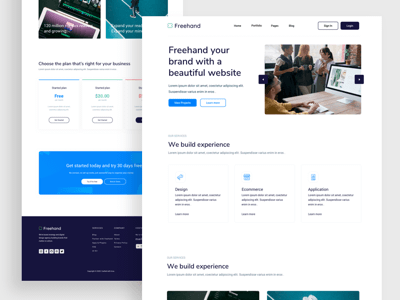 Simple Landing Page