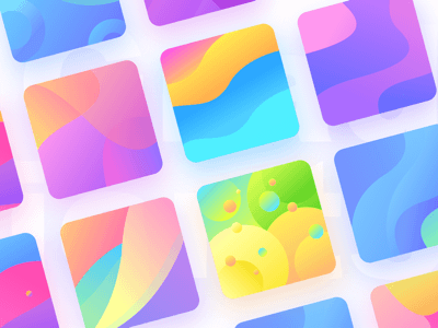 Collection of Gradients