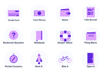 HelpDocs Icon Set