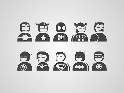 Hero Avatars